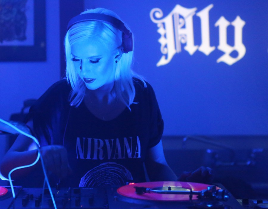 DJ Aly B