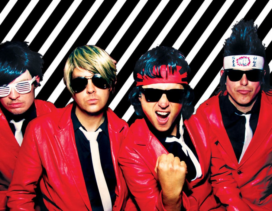 Flashback Heart Attack – 80's Tribute Band