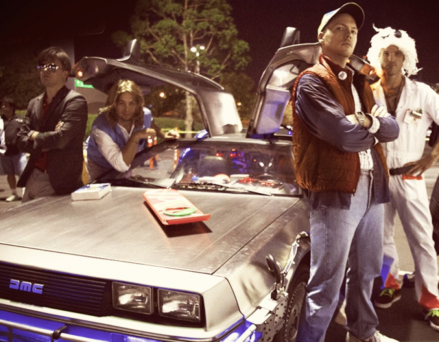 The Flux Capacitors – 80's Tribute Band