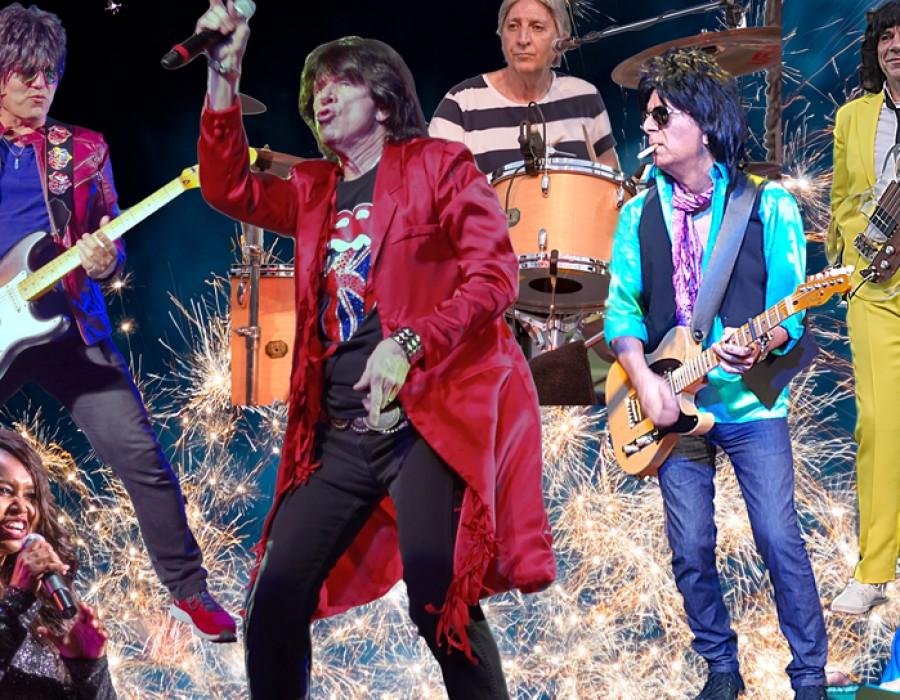 Mick Adams & The Stones