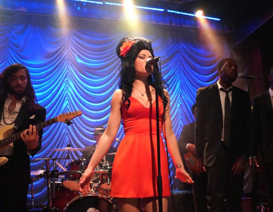 Missus Jones – Amy Winehouse Tribute