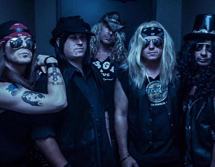 Paradise City – Tribute to Guns N Roses