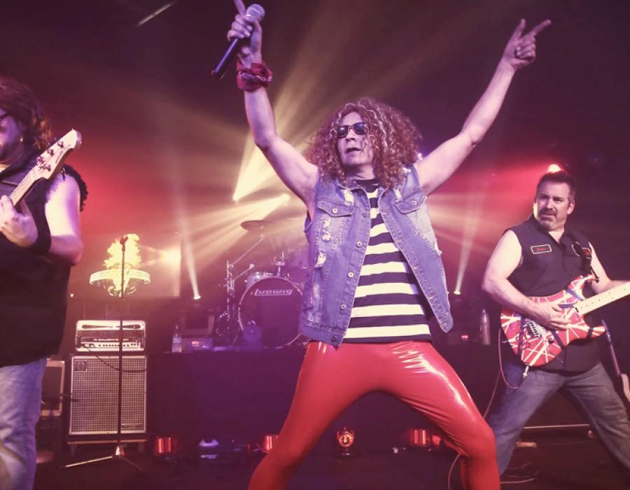 Sam Halen – Sammy Hagar era Van Halen Tribute Band