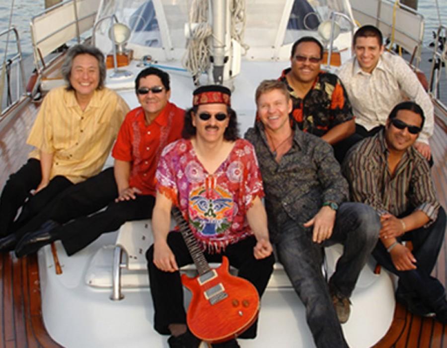 Soul Sacrifice – Santana Tribute